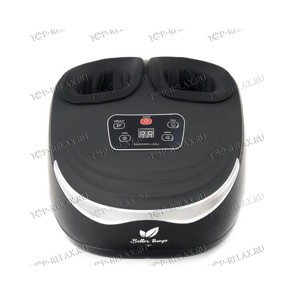 Массажер для ног FEET RELAX Black (с пультом управления) (SMF 006)
