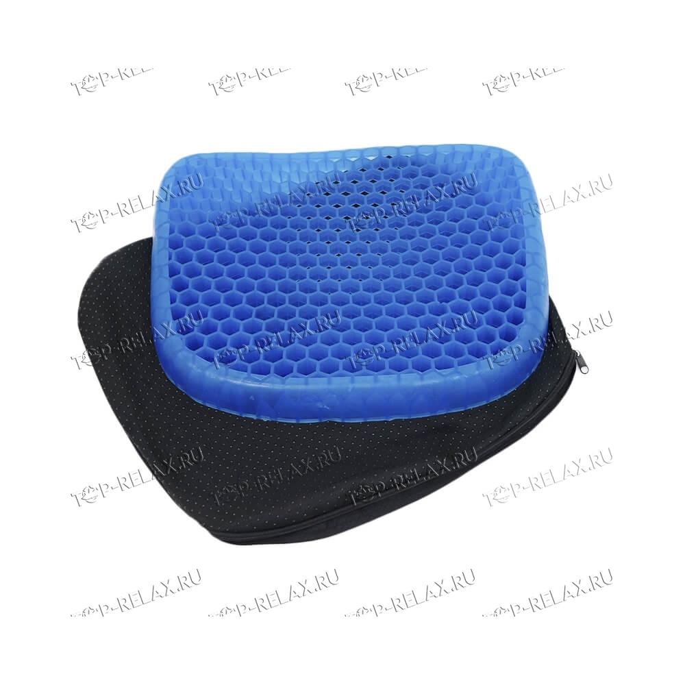 Гелевая подушка на сидение для снятия напряжения Sunny Seat - 3
